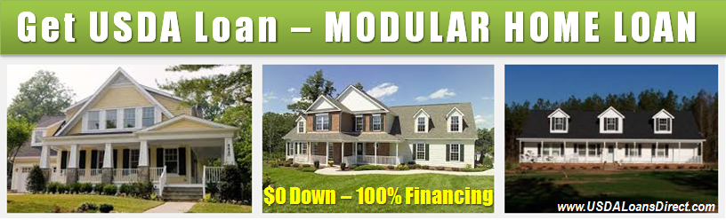 Usda modular home loans for Usda approved homes