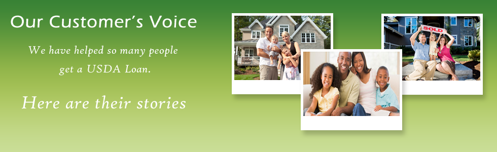 Approved USDA Home Loan Provider