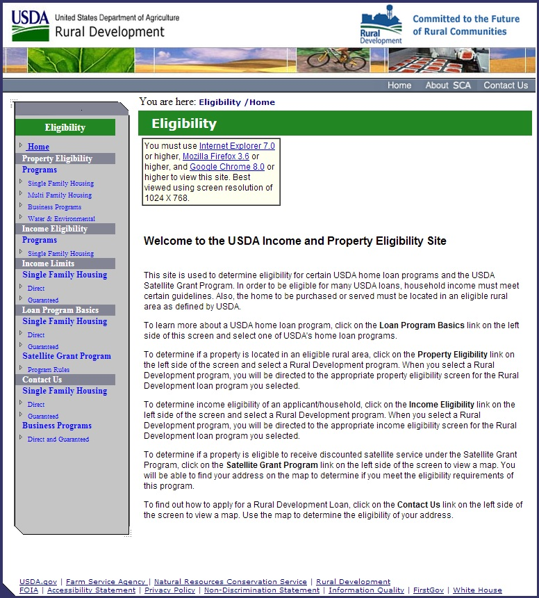 Usda Home Search Usda Seeks Proposals To Protect And Restore - Rural development loan map oklahoma