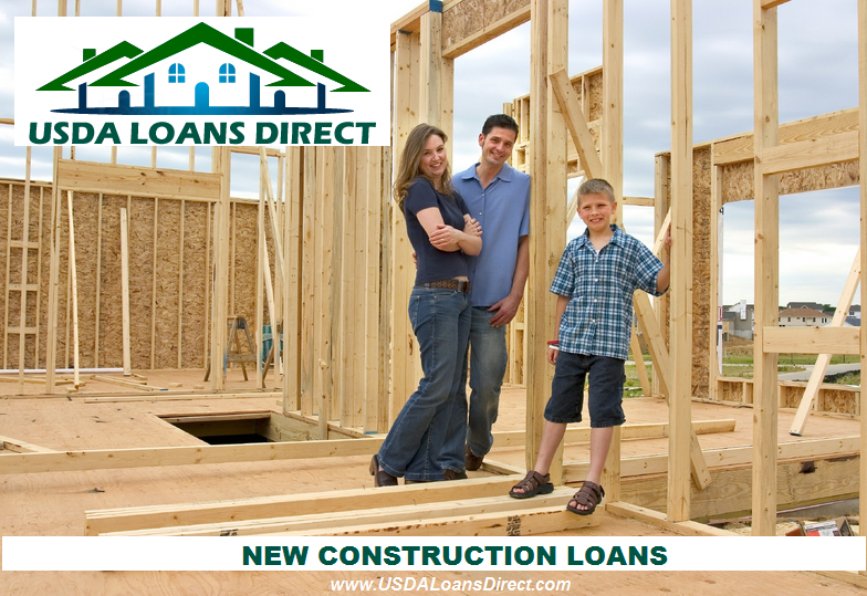 Build your home financing new construction using usda Interest only construction loan