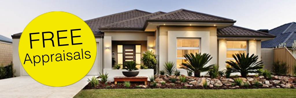 Free appraisal with home purchase for House appraisal